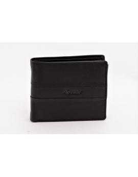 Peňaženka MERCUCIO čierna II