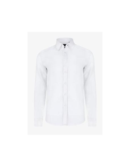 Biela elegantná košeľa PAKO LORENTE