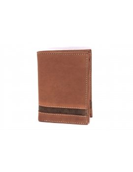 Pánska peňaženka Mercucio svetlo hneda