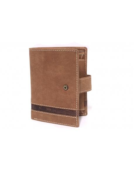 99c751779d Pánska hneda kožena peňaženka
