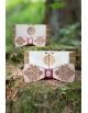 Drevený motýlik M38
