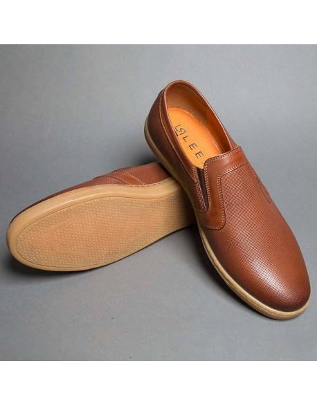 Pánske športové tmavomodré topánky