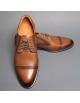 Pánske športové hnede topánky