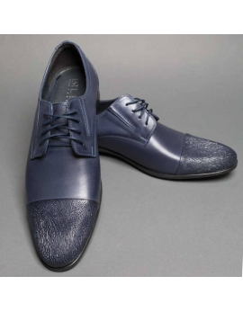 Pánske hnede topánky