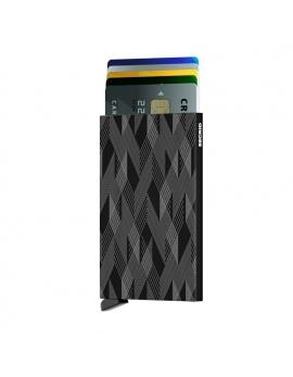 Puzdro na karty Secrid Cardprotector zigzag black