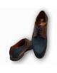 Pánska Kožená vychadzková obuv Leex Resident