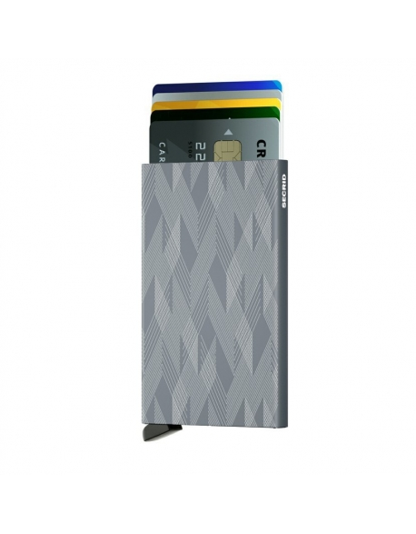 Puzdro na karty Secrid Cardprotector Titanium