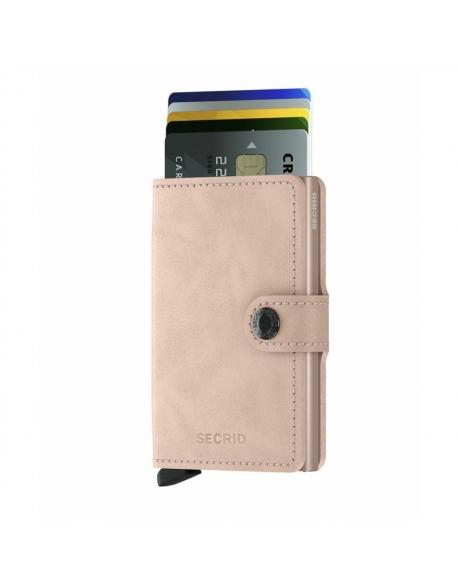 Peňaženka Miniwallet od SECRID - ružová vintage