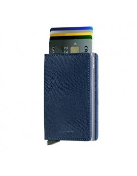 Peňaženka Secrid slimwallet rango blue titanium