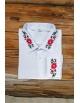 Biela košeľa slim fit ludova košela
