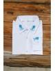 Pánska ľudová košeľa folkfurt biela