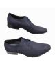 Pánske kožené topánky modrej farby Leex Resident