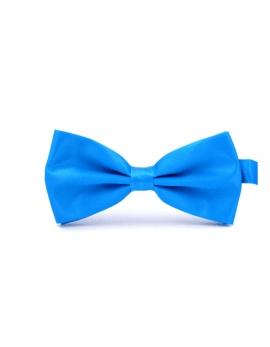 Pánsky modrý motýlik