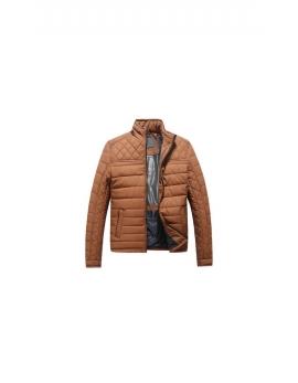 Pánska zimná bunda - hneda Repablo
