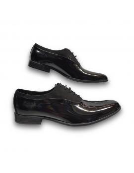 Pánska kožena obuv LEEX Resident