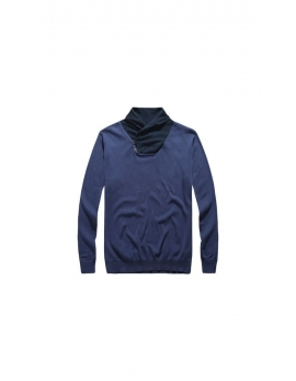 Pánsky modrý sveter Repablo