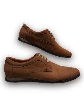 Pánska športová obuv hnedá