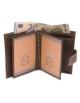 Peňaženka MERCUCIO hnedá