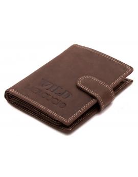 RFID Peňaženka MERCUCIO hnedá 2911776