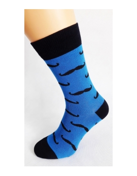 Crazy Socks ponožky - fuzý