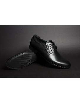 Pánske čierne topánky