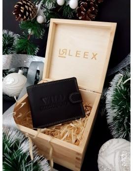 Pánska peňaženka v darčekovej krabičke C07