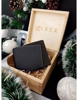 Pánska peňaženka v darčekovej krabičke C08