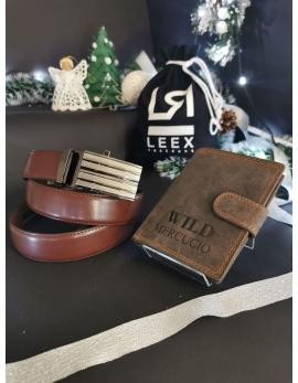 Pansky opasok a peňaženka vo vrecúšku V9