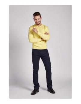 Pánsky žltý sveter Repablo
