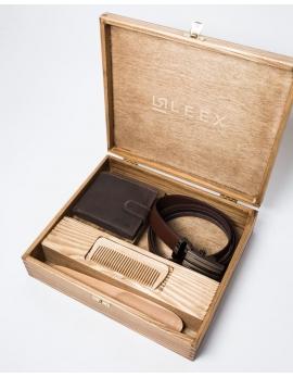 Luxusná pánska darčeková sada 4D1