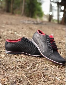 Pánska športova obuv čierna