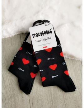 Crazy love socks
