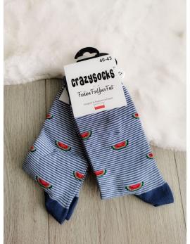 Crazy Socks ponožky - okuliare