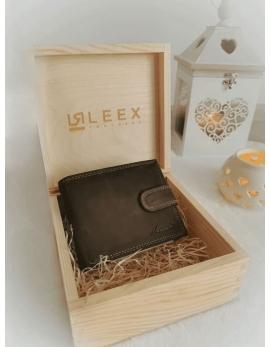 Pánska peňaženka v darčekovej krabičke S5