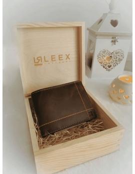Pánska peňaženka v darčekovej krabičke S6