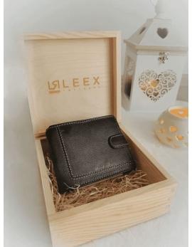 Pánska peňaženka v darčekovej krabičke S12
