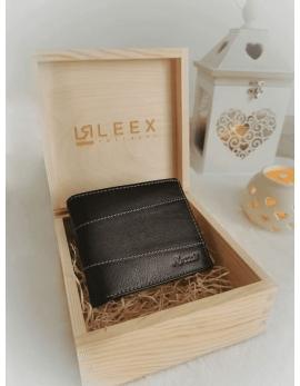 Pánska peňaženka v darčekovej krabičke S9