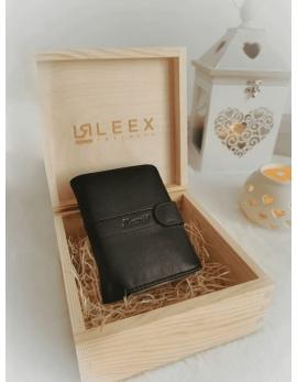 Pánska peňaženka v darčekovej krabičke S14