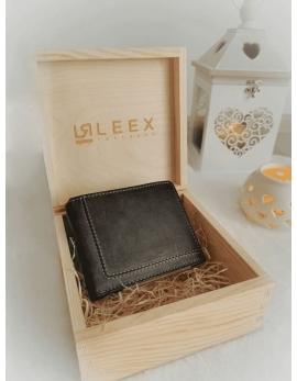Pánska peňaženka v darčekovej krabičke S15