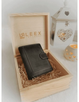 Pánska peňaženka v darčekovej krabičke S16