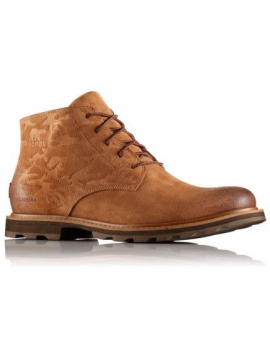 Pánska zimna obuv od značky Sorel MADSON™ CHUKKA WATERPROOF CAMO BOOT