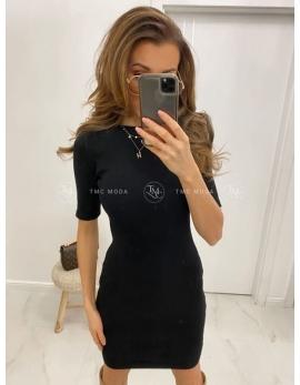 Dámske čierne šaty KYLIE