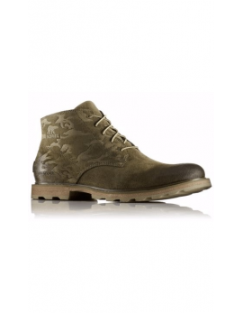 MADSON™ CHUKKA WATERPROOF CAMO BOOT