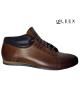 Leex Resident -pánske kožené topánky