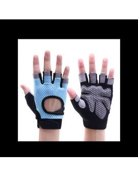 Dámske fitness rukavice K-FIT -ružové