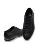 Kožená čierna športová pánska obuv LEEX Resident