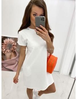 Dámske biele šaty LIA