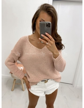 Dámsky sveter V-CLASSIC