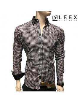 Károvaná košeľa Pako Lorente slim fit