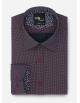 Pánska bordová košeľa Pako Lorente